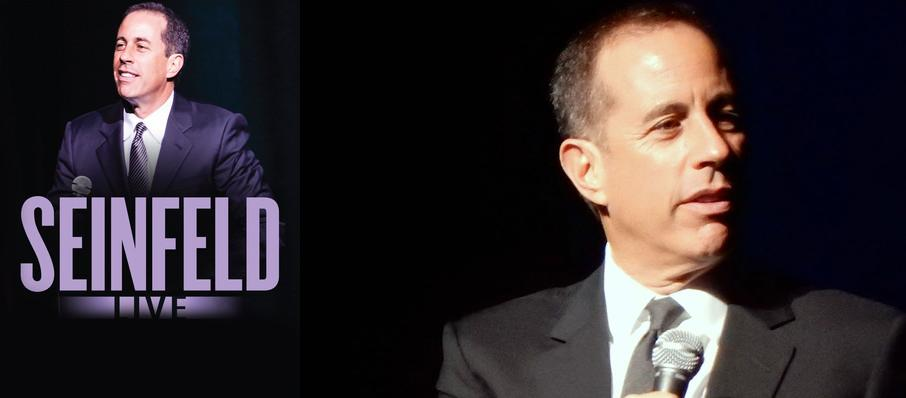 Jerry Seinfeld at Tucson Music Hall