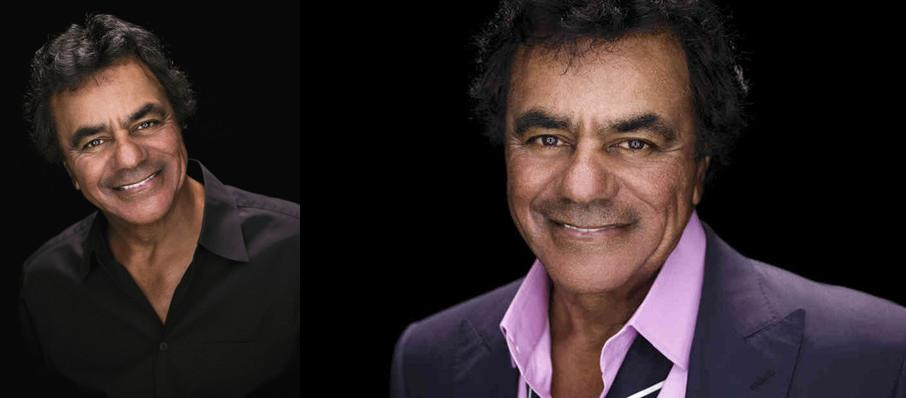 Johnny Mathis at Centennial Hall