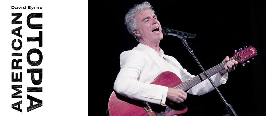 David Byrne at Centennial Hall