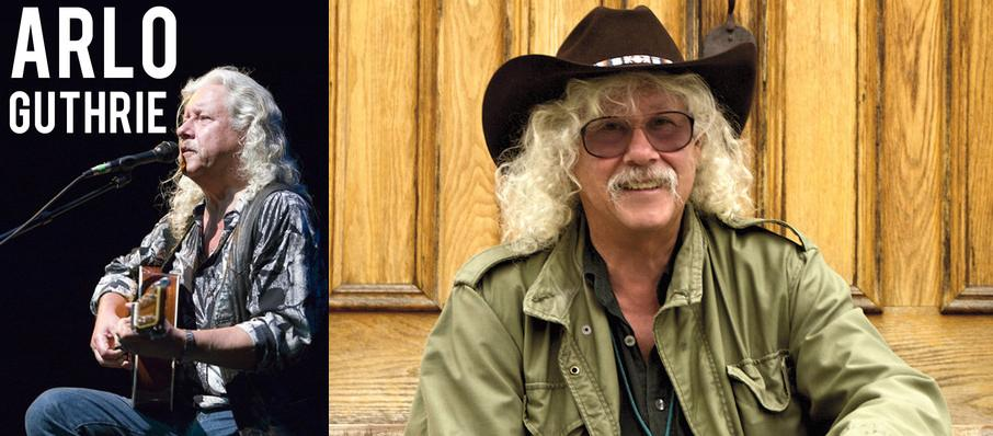Arlo Guthrie at Fox Theater