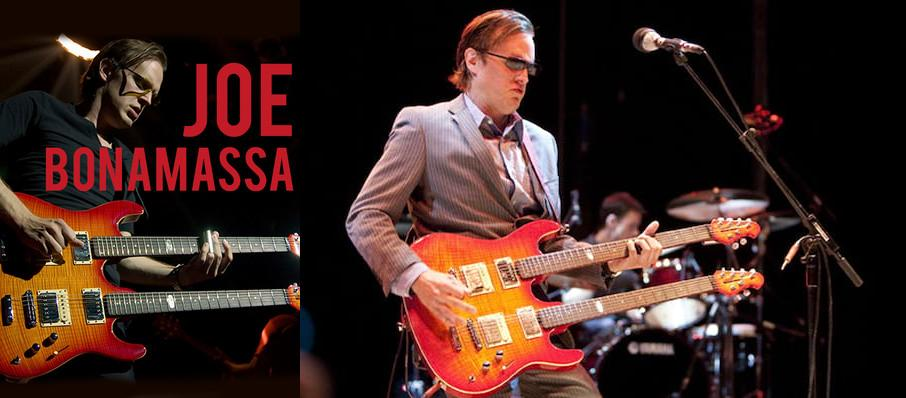 Joe Bonamassa at Tucson Music Hall
