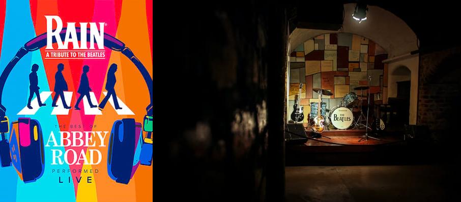 Rain - A Tribute to the Beatles at Centennial Hall