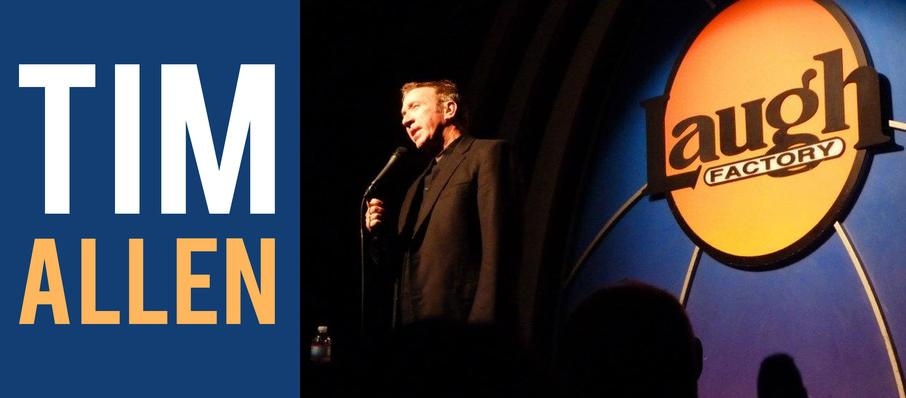 Tim Allen at Tucson Music Hall