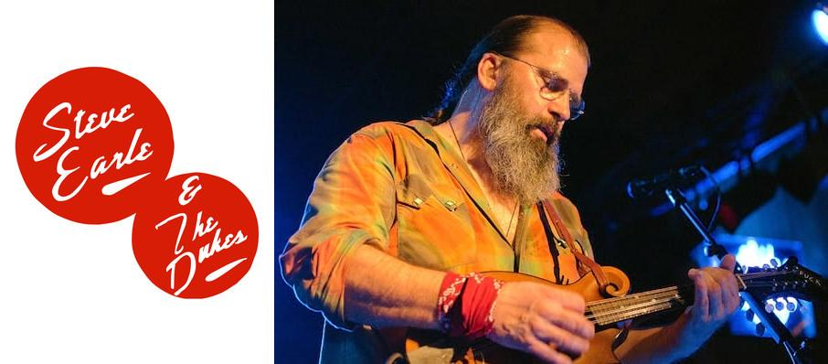 Steve Earle at Rialto Theater