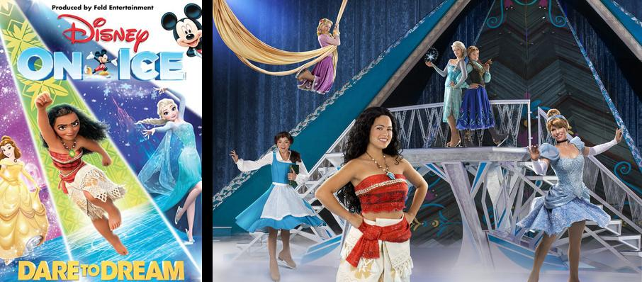 Disney On Ice: Dare To Dream at Tucson Arena