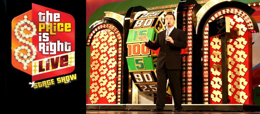 The Price Is Right - Live Stage Show at Tucson Music Hall