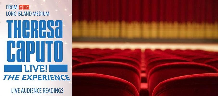 Theresa Caputo at Desert Diamond Casino