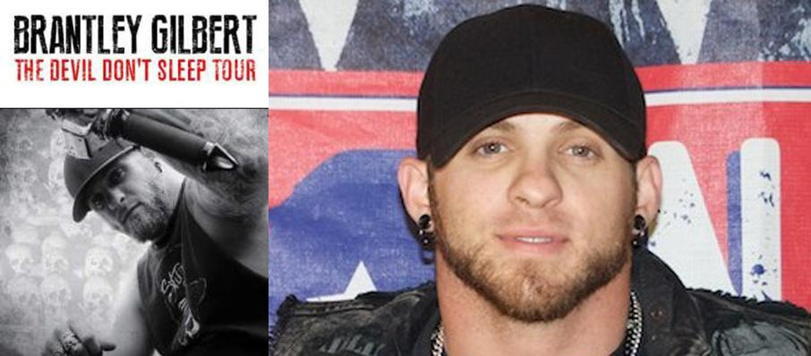 Brantley Gilbert at Anselmo Valencia Tori Amphitheatre