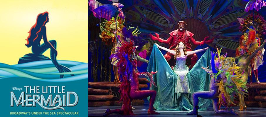 Disney's The Little Mermaid at Centennial Hall