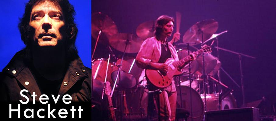 Steve Hackett at Fox Theater