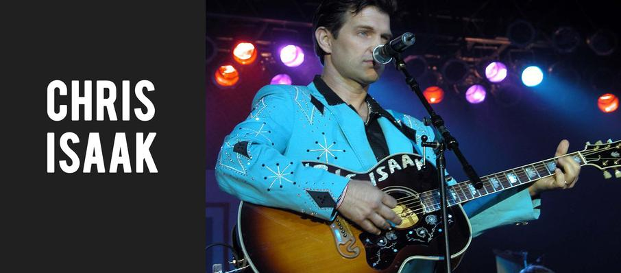 Chris Isaak at Fox Theater