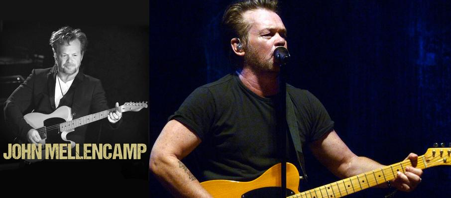John Mellencamp at Tucson Music Hall