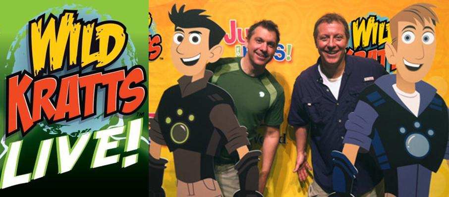 Wild Kratts - Live at Centennial Hall