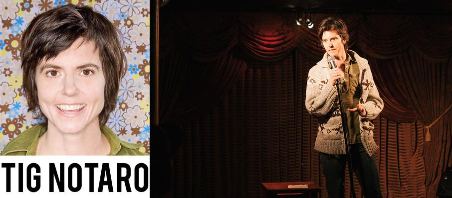 Tig Notaro at Rialto Theater