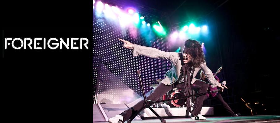 Foreigner at Tucson Music Hall