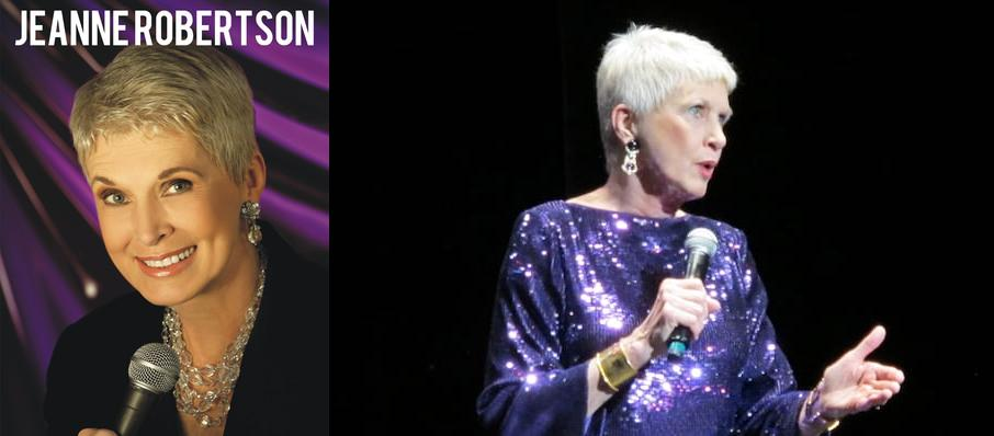 Jeanne Robertson at Fox Theater