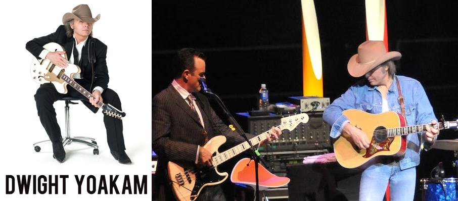 Dwight Yoakam at Tucson Music Hall