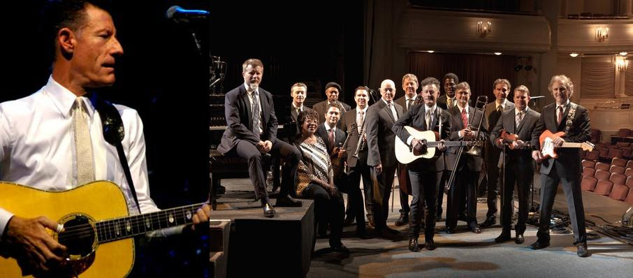Lyle Lovett & His Large Band at Fox Theater