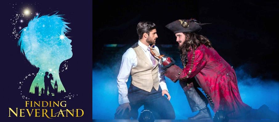 Finding Neverland at Centennial Hall