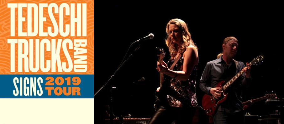 Tedeschi Trucks Band at Tucson Music Hall