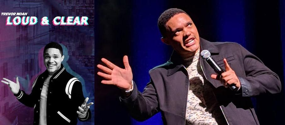 Trevor Noah at Centennial Hall