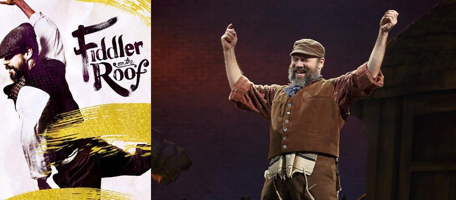 Fiddler on the Roof at Centennial Hall