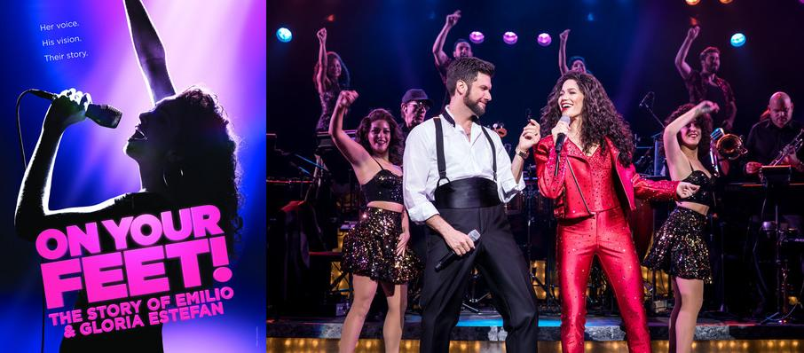 On Your Feet! at Centennial Hall