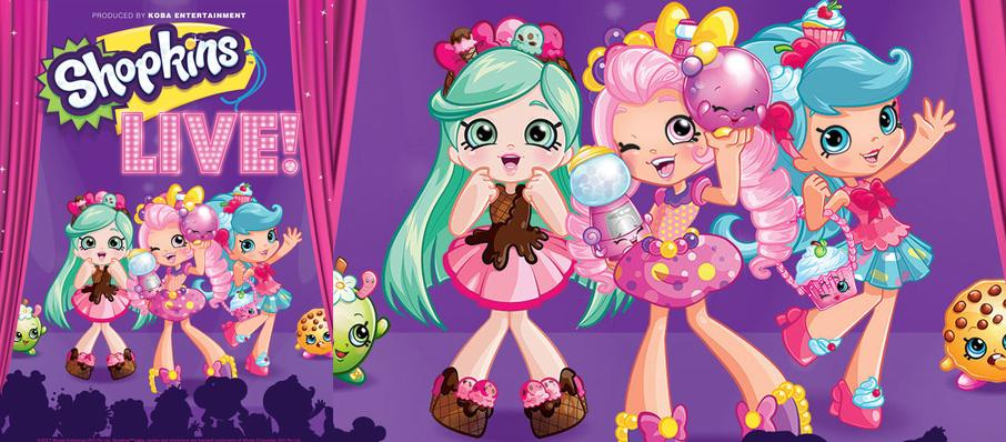 Shopkins Live at Tucson Music Hall