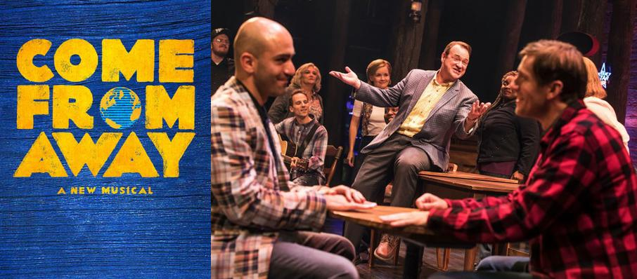 Come From Away at Centennial Hall