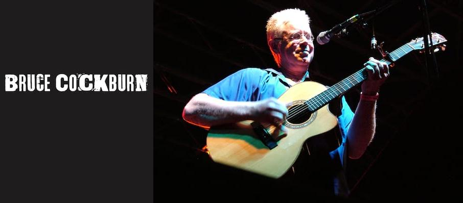 Bruce Cockburn at Rialto Theater