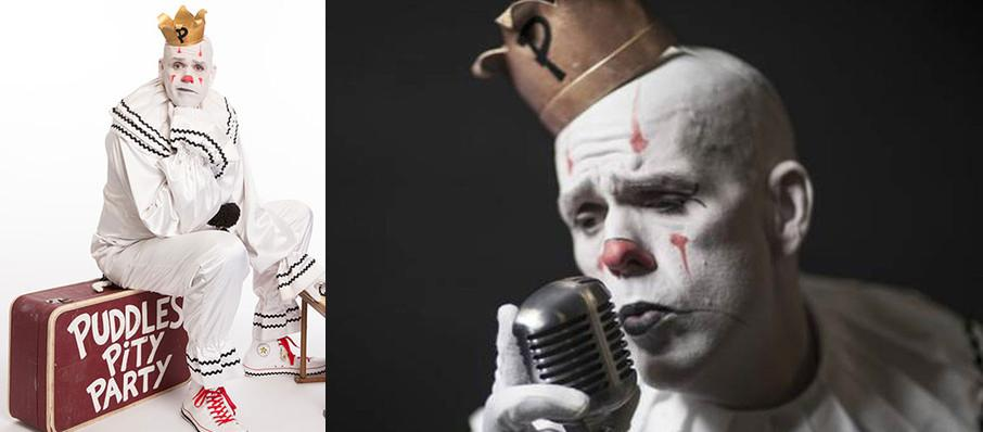 Puddles Pity Party at Rialto Theater