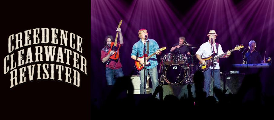 Creedence Clearwater Revisited at Desert Diamond Casino