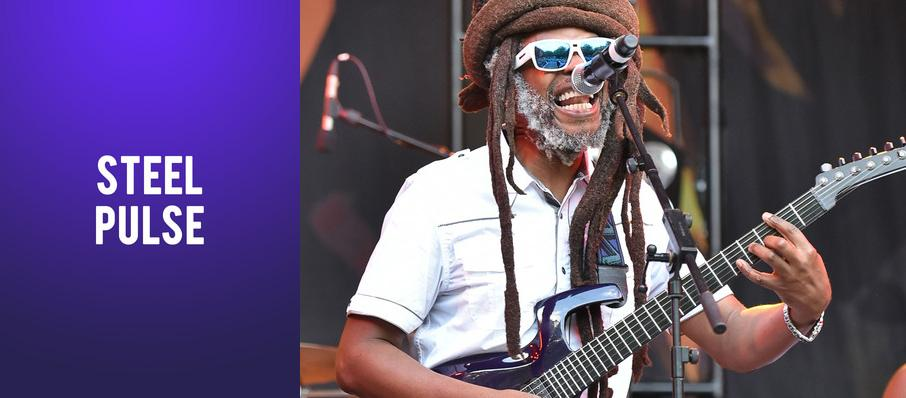 Steel Pulse at Rialto Theater