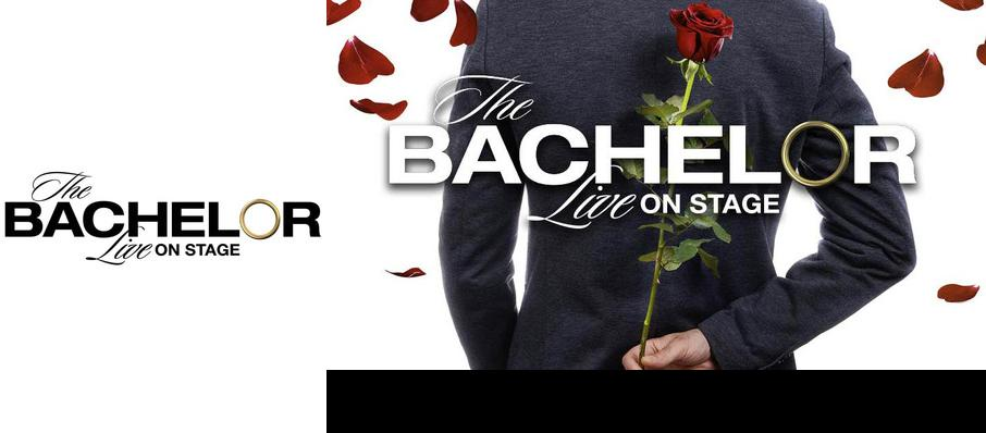 The Bachelor Live On Stage at Centennial Hall