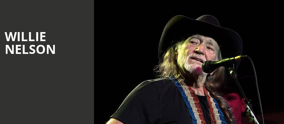 Willie Nelson, Desert Diamond Casino, Tucson