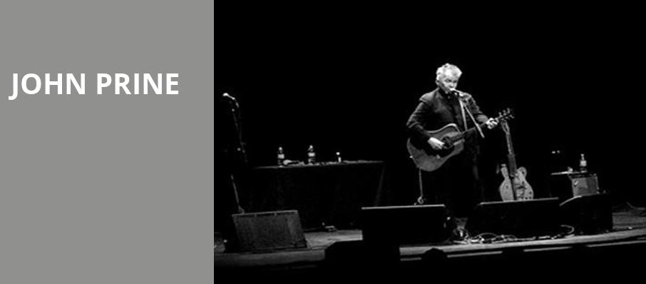 John Prine, Fox Theater, Tucson