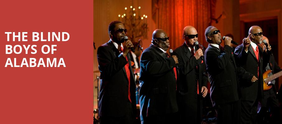 The Blind Boys Of Alabama, Rialto Theater, Tucson