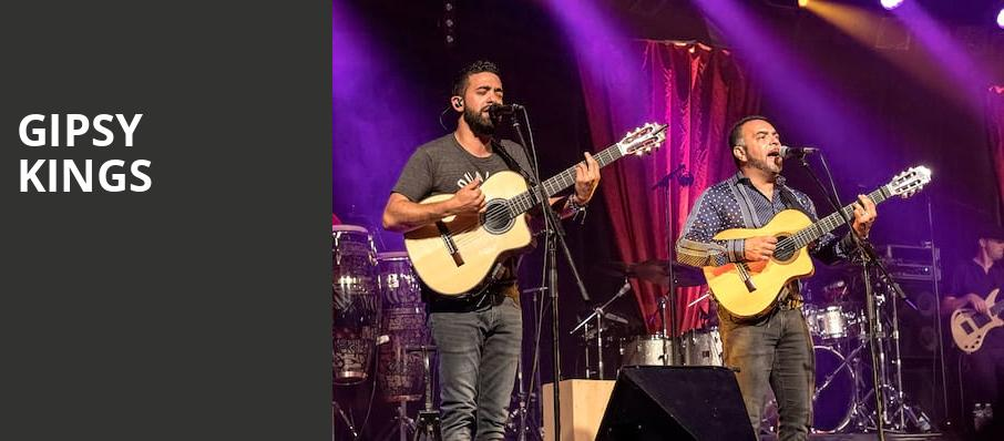 Gipsy Kings, Fox Theater, Tucson