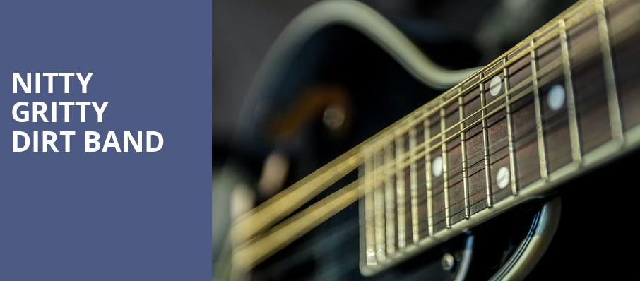 Nitty Gritty Dirt Band, Rialto Theater, Tucson