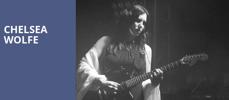 Chelsea Wolfe, Club Congress, Tucson
