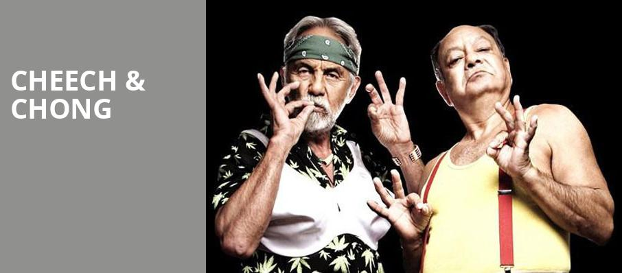 Cheech Chong, Fox Theater, Tucson