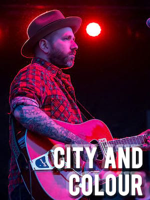 City And Colour, Rialto Theater, Tucson