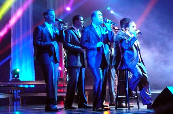 Straight No Chaser, Fox Theater, Tucson