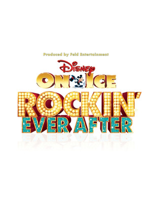 Disney On Ice: Rockin' Ever After Poster