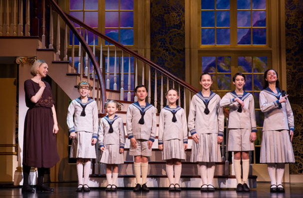 The Sound of Music, Centennial Hall, Tucson