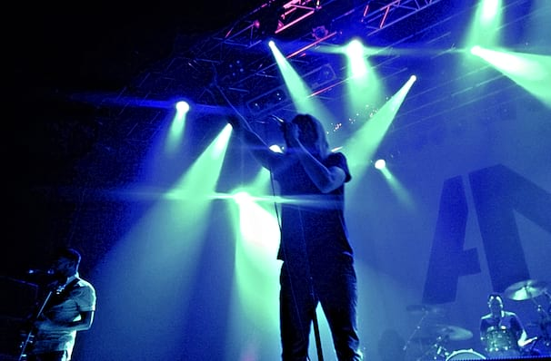 Awolnation, Rialto Theater, Tucson