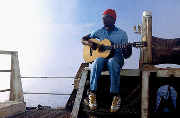 Dates announced for Seu Jorge
